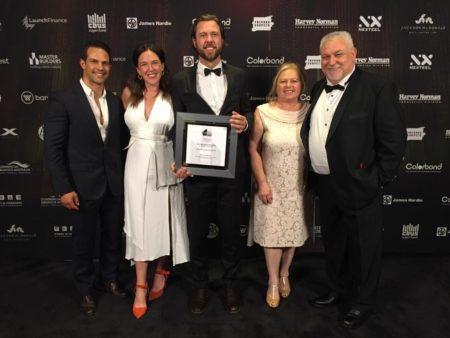 Bistel Construction MBA Award